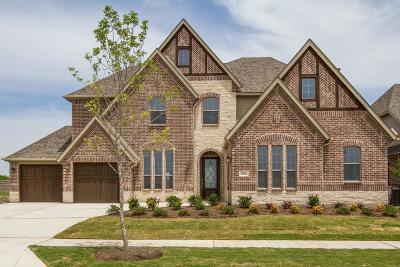 Little Elm Single Family Home For Sale: 721 Dusty Trail