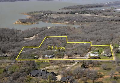 Flower Mound Residential Lots & Land For Sale: 1133 Simmons