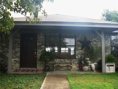 Stephenville TX Single Family Home For Sale: $195,000