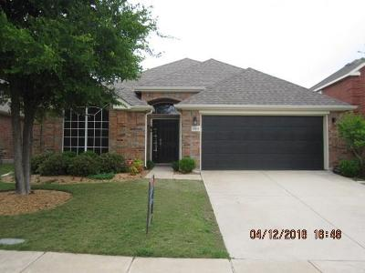 McKinney TX Single Family Home Sold: $267,000