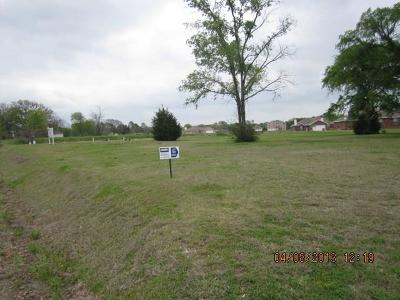 Terrell Residential Lots & Land For Sale: 100 Mitchell Circle