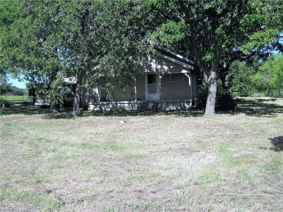 Eastland County Single Family Home For Sale: 202 County Road 334