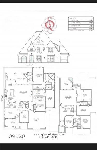 Keller Single Family Home For Sale: 36 Brenda Lane