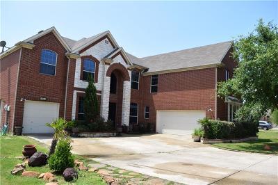 Carrollton Single Family Home For Sale: 1013 Apache Lake Drive