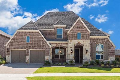 Prosper Single Family Home For Sale: 801 Angelina Lane