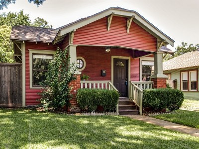 Single Family Home Sold: 915 N Clinton Avenue