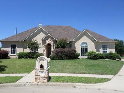 Keller Single Family Home For Sale: 1306 Kelly Green Court