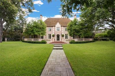 Tarrant County Single Family Home For Sale: 52 Westover Terrace