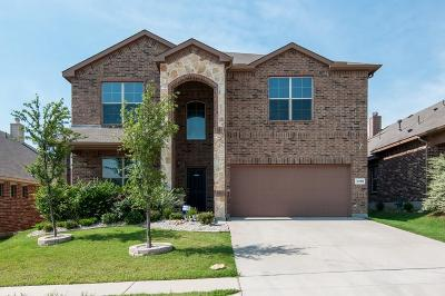 Fort Worth TX Single Family Home Sold: $299,999