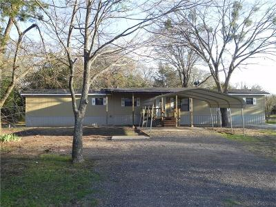 Terrell Single Family Home For Sale: 11901 County Road 316