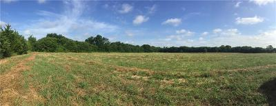 McKinney Farm & Ranch Active Option Contract: 1377 Old Mill Road