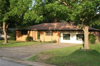 Van Single Family Home For Sale: 159 N Pecan Street