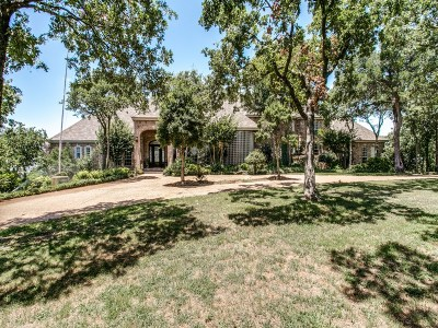 Arlington Single Family Home For Sale: 2200 NW Green Oaks Boulevard