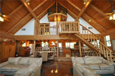 Wise County Single Family Home For Sale: 489 Private Road 1732