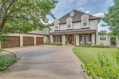 Fort Worth Single Family Home For Sale: 153 Crown Ridge Court