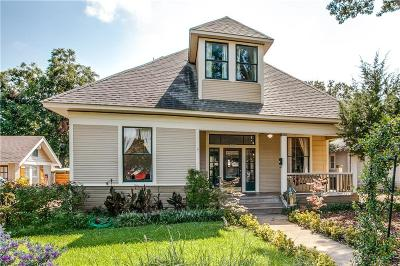 Single Family Home Sold: 918 N Clinton Avenue