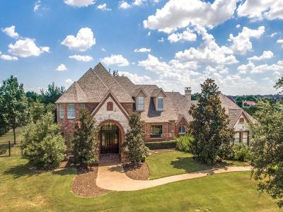 Prosper Single Family Home For Sale: 2860 Creek View Court