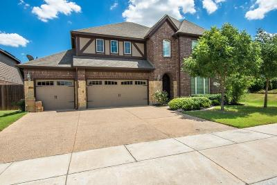 Fort Worth TX Single Family Home Sold: $338,800