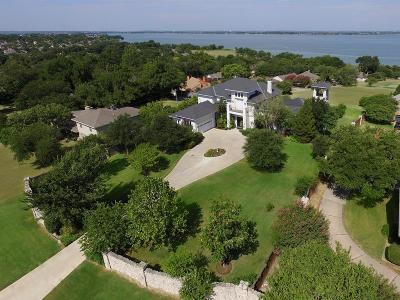 Rockwall Single Family Home For Sale: 1724 Ridge Road
