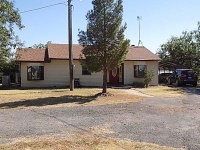 Abilene Single Family Home For Sale: 160 Mohegan Road