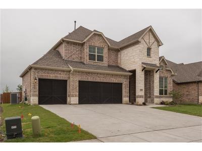 Little Elm Single Family Home For Sale: 1412 Torrent Drive