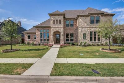 The Colony Single Family Home For Sale: 3513 Millbank