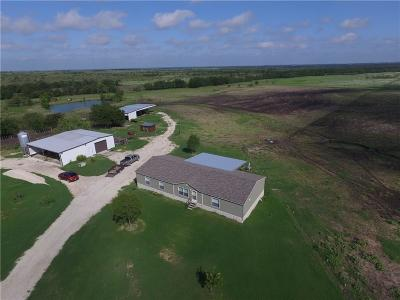 Coolidge, Mexia, Mount Calm Farm & Ranch For Sale: 114 Lcr 219