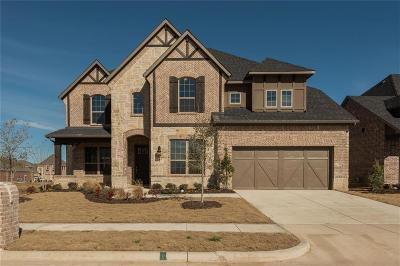 Wylie Single Family Home For Sale: 221 Red Bud Pass