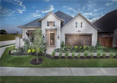 Flower Mound Single Family Home Active Contingent: 163 Calla Drive