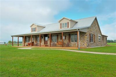 Millsap Single Family Home For Sale: 1130 Lazy Bend Road