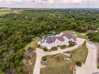 Aledo Single Family Home For Sale: 1595 Crouse Lane