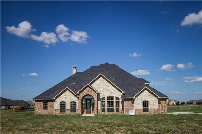 Terrell Single Family Home Active Option Contract: 1311 War Admiral Drive