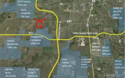 Celina, Carrollton Residential Lots & Land For Sale: Fm 428