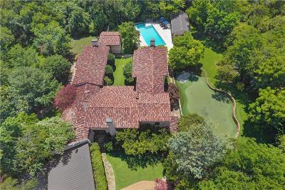 Dallas Single Family Home For Sale: 4131 Cochran Chapel Road