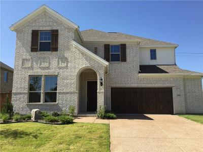 Mansfield Single Family Home For Sale: 2102 Bent Creek Way