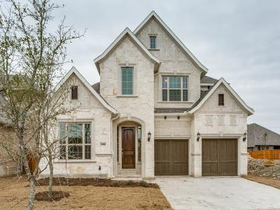 Mckinney Single Family Home For Sale: 6900 Oconee