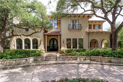 Dallas, Highland Park, University Park Single Family Home For Sale: 4300 Fairfax Avenue