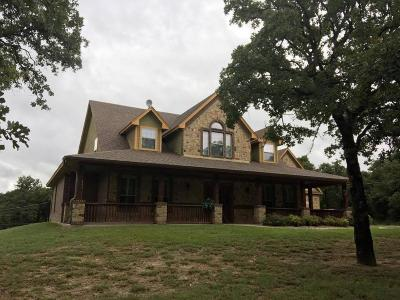 Weatherford Single Family Home For Sale: 125 Redtail Court