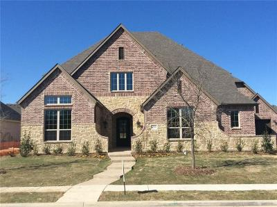 Trophy Club Single Family Home For Sale: 409 Abbot Lane