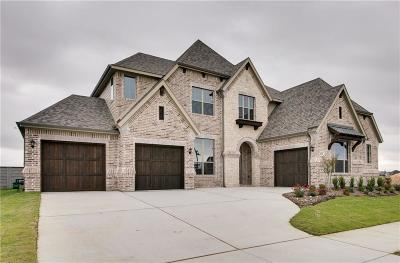 Little Elm Single Family Home For Sale: 4600 Pavilion Way