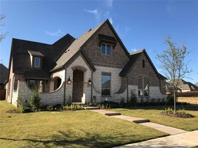 Trophy Club Single Family Home For Sale: 644 Sheldon Drive