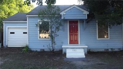 Athens Single Family Home For Sale: 607 S Prairieville