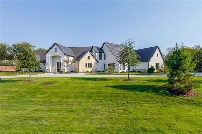 Little Elm Single Family Home For Sale: 3920 Spinnaker Run Point