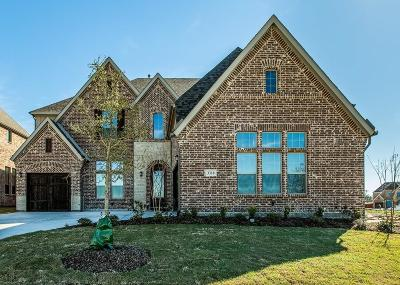 Rockwall Single Family Home Active Contingent: 3318 Ridge Cross Drive