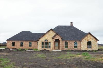 Terrell Single Family Home For Sale: 1232 E Secretariat Drive
