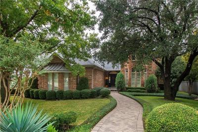 Irving Single Family Home For Sale: 1407 N Travis Circle