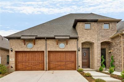 North Richland Hills Townhouse For Sale: 6512 Briar Pointe Drive