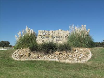 Weatherford Residential Lots & Land For Sale: Bishop Drive