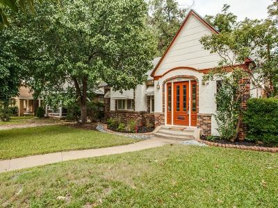 Single Family Home Sold: 1522 S Hampton Road