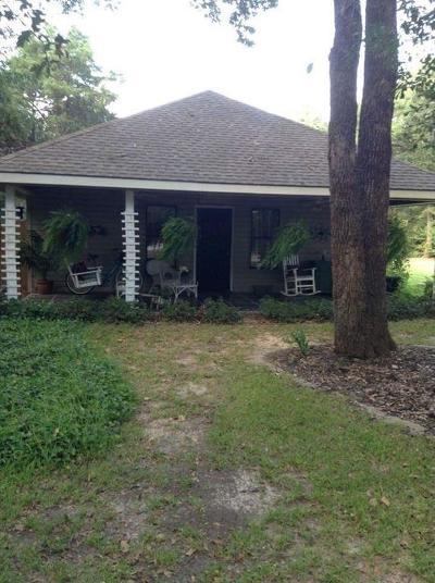 Teague Single Family Home For Sale: 195 Fcr 650